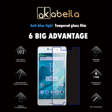 Buy AKABEILA Premium Glass Sony Xperia X Performance Dual F8132 F8131 SONY xperia XP Dora SS Screen Protector HD Protective Film for $1.39 in AliExpress store