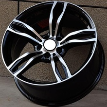 Chrome 17 18 19 5x120 Car Aluminum Alloy Rims fit for BMW 1 3 5 SERIES(China)