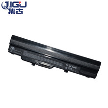 JIGU Laptop Battery BTY-S11 BTY-S12 For Msi X100 X100-G X100-L For Msi Wind U100 U90 Wind12 U200 U210 U230 Black 6cells(China)