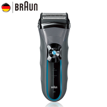 Braun Electric Razor Cruzer 6 for Men Washable Reciprocating Blades Face Care Electric Sahver Rechargeable
