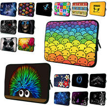 Computer Bag New Neoprene Mini 7.9 10 12 13 14 15 17 17.3 inch Laptop Sleeve Bags Pouch For Lenovo Macbook Acer Dell HP SONY IBM(China)