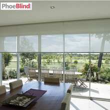 Sun shading sunscreen roller blinds