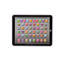 Children Sound Learning Machine Touch Tablet English Computer Toy Gift(China)