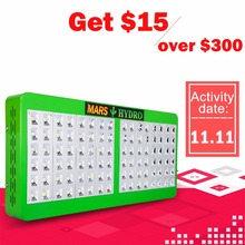 Mars Hydro Reflector480W LED Grow Light with Growth Flower Switches IR light for Indoor Grow,Hydroponic(China)