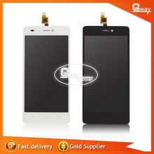100% Tested For Wiko Highway Signs LCD display+Touch Screen Assembly Black/White+Tools(China)