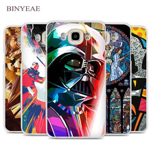 BINYEAE DARTH VADER STAR WARS red design Cell Phone Case Cover for Samsung Galaxy J1 J2 J3 J5 J7 C5 C7 C9 E5 E7 2016 2017 Prime