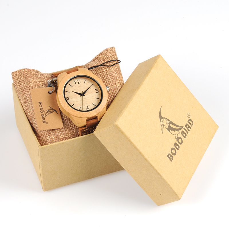 A32 wood watches for ladies