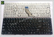 Russian Keyboard for DNS 0157894 0157896 0157899 0157900 0164780 ECS MT50 MT50II1 MT50IN RU MP-09Q36SU-360 82B382-FR7025 Black(China)