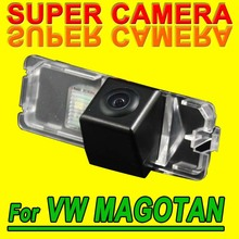 For Sony CCD VW Magotan Polo car color parking system rearview reversing back up car camera 170degree for Navigation GPS