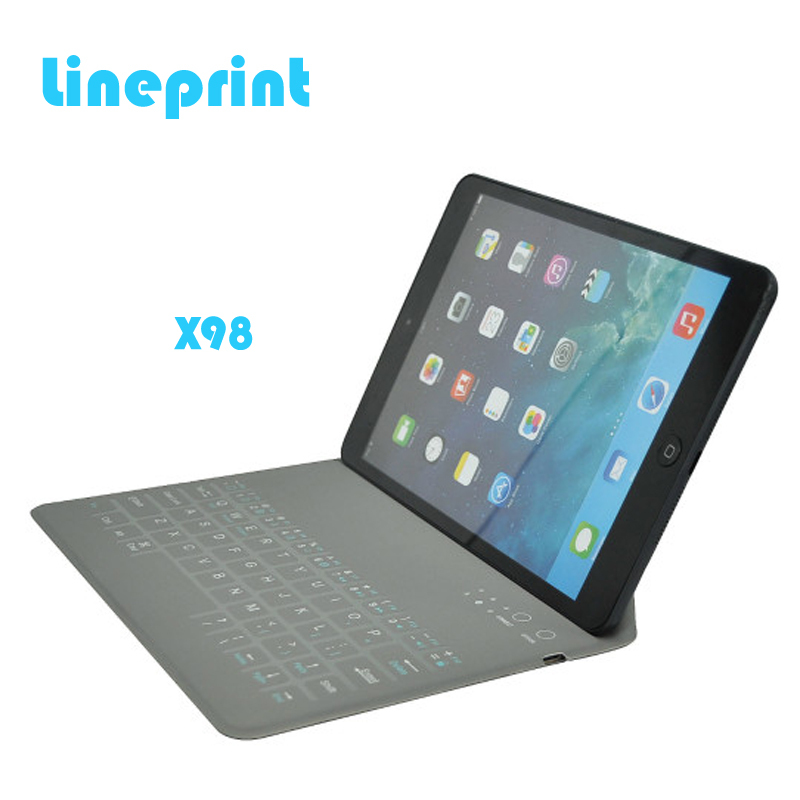 ultra thin bluetooth keyboard case for 9.7  Inch Teclast x98 air 3g / for Teclast x98 air II Keyboard cover<br>