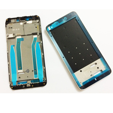 Black/White Front Housing Middle Frame Bezel Plate LCD Case For Xiaomi Redmi 4x Front Housing High Quality