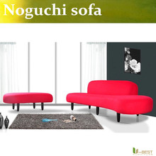 U-BEST Creative combination sofa high quality fabric Pebble sofa Mall sofa corner couch
