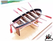LOVE MODEL Free shipping Scale 1/48 Hi-Q wooden lifeboat model kits The General lifeboat model(China)