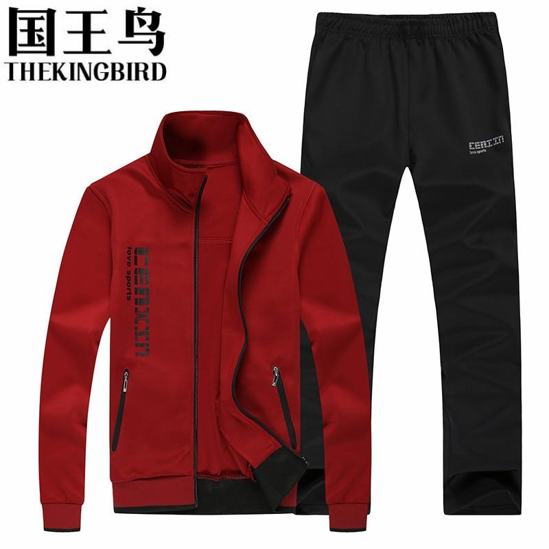 THEKINGBIRD Womens Sports Set Outdoor Sports Tops + Sports Pants Cotton Long Sleeve Sports Set Running Clothing 811B#<br>