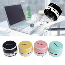 Cute Mini Electric Desk Table Keyboard Dust Vacuum Cleaner Sweeper Home Office/Car