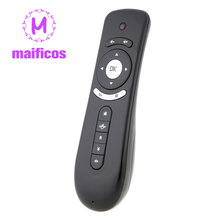 T2 Fly Air Mouse Remote Control 2.4GHz Wireless 3D Gyro Motion Stick For 3D Sense Game PC Android TV Box Google TV Player