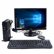 Intel Core i7 Mini PC 4500u Fanless Computer With Dual Lan 2 HDMI Mini Desktop PC From China