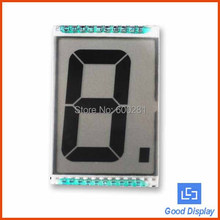 7 Segment 1digit LCD Panel EDC004(China)