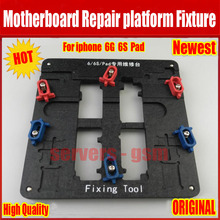 Original Best Maintenance Station Fixture Thicken for iPhone 6G 6S Pad For iPad PCB Motherboard Repair Fixture Platform Mould