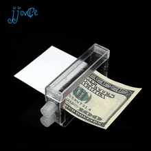 New Arrivals Stage Magic Tricks For Professional Palco Magicians Trick Easy Printing Machine Money Maker Toy Montessori(China)