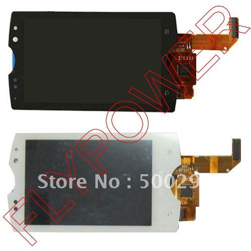For Sony Ericsson Xperia mini pro SK17i SK17 LCD Screen with touch digitizer assembly by free shipping<br><br>Aliexpress