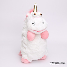 mylb 35cm/45cm Japanese Alpacasso Soft Toys Doll Giant Stuffed Animals Lama Toy 3 Colors Kawaii Alpaca Plush Kids Christmas Gift(China)