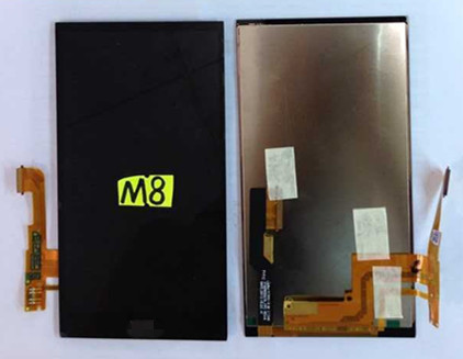 LCD screen display+touch panel digiziter For HTC one m8 black free shipping<br><br>Aliexpress