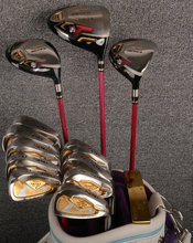 Brand New 3PCS Womens Golf clubs HONMA S-03 Golf wood set driver 12 Loft+3/5 fairway wood with Graphite Golf shaft hybrids