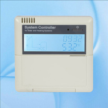 SR81Q Solar Water Heater Controller updated version for SR868C8Q Temper accuracy:0.1C With separately keypad 10 push buttons(China)