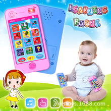 Baby Early Learning&Training Machines toy phone russian language animal sounds kids phone educational musical Phone For Children