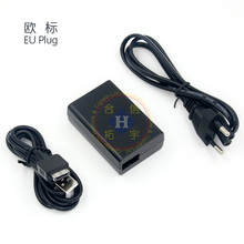HOTHINK EU Plug For Sony PS Vita PSV 1000 AC Power Adapter Supply Charger + USB Data Cable