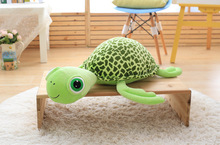 new arrival large 60cm cartoon tortoise plush toy lovely turtle soft doll throw pillow birthday gift b0837(China)