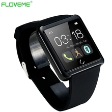 FLOVEME Bluetooth Smart Watch Support Android IOS Call & Answer Watch Phone Synchronize WeChat Facebook Message Waterproof Watch