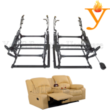 Whosale 2 Seat Sofa Recliner Chair Hardware Mechanism With The Motor C4311