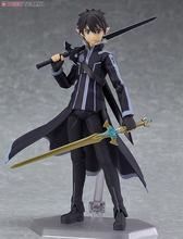 figma 289 Kirito ALO Ver Sword arts online Action Figure toys kids