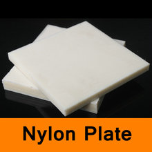 Polyamide Plate PA Sheet White Color Nylon Board Mould Mold Plank Insulation Material DIY Tool High Strength Plastic All Size(China)