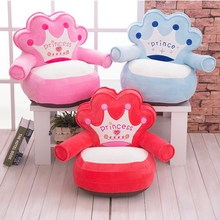 Hot Baby Bean Bag Bed With Filling Newborn Baby Bean Bag Chair For Nursing Infant Baby Beanbag Seat With Safe Harness CP10(China)