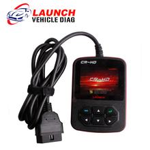 Launch Original CReader CR-HD Heavy Duty Code Scanner CR HD Truck Code Scanner Auto Code Scan Tool Car Code Reader