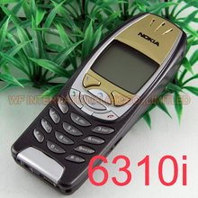 Refurbished 6310i Hotsale Classic Original Nokia 6310i Mobile phone & One year warranty(China)