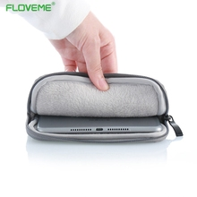 FLOVEME Tablet Sleeve Pouch Bag Case for Apple iPad Mini 1 2 3 4 mini2 mini3 mini4 Casual Shockproof Solid Cover Case Capa Para(China)