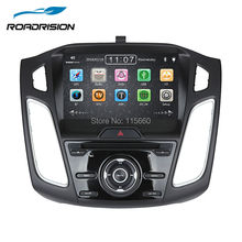 9inchs Car DVD Stereo For Ford Focus 3 2012-2015 Auto Radio GPS Navigation Audio Video support 1080P video Bluetooth 3G Wifi SWC