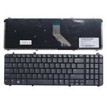 New Keyboard for HP Pavilion  DV6-1000 DV6-1200 DV6T-1000 DV6T-1100 DV6T-1300 DV6-2000 US Black laptop keyboard