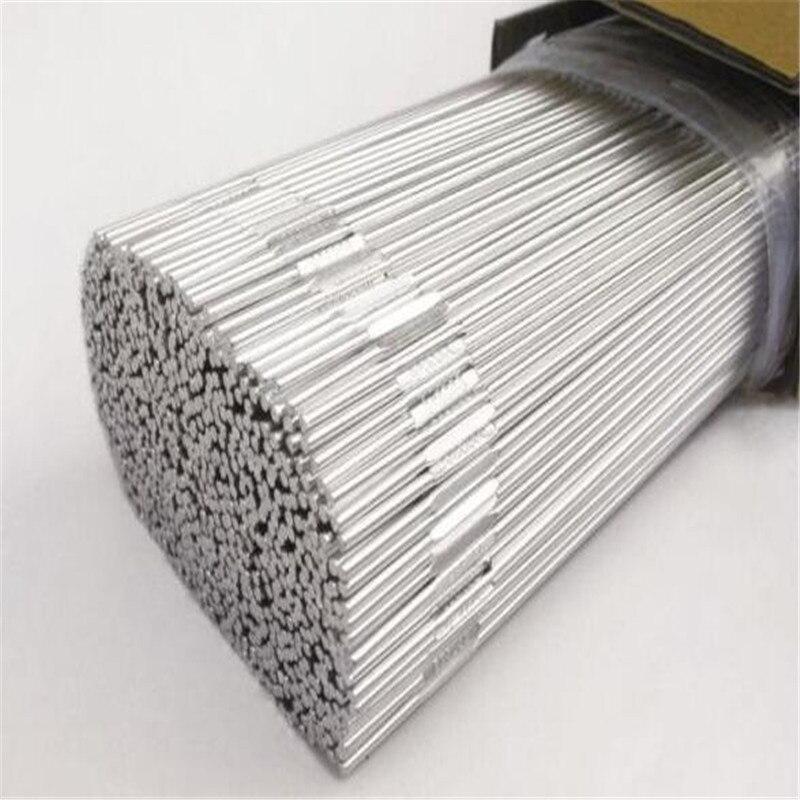 1kg ER5183 Aluminium welding rod soldering rod GB/T10858 SAI5183 AWS A5.1 aluminium welding electrode dia1.6-4.0 <br>