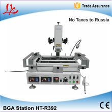 Free Shipping To Russia, No Tax! laptop motherboard repair tool BGA rework station honton HT-R392 for ps3 xbox360 repair(China)