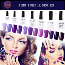 UV Nail Polish Bling Shiny Surface UV Gel Nail Polish Nails Art Salon LED Soak Off Long Lasting Gel Nail Art UV Polish