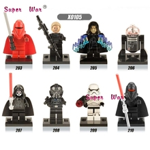 star wars super heroes Darth Vader R2D2 Clone StormTrooper TIE PILOT building blocks model bricks toy children - 5A Toys Top Service Provider store