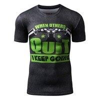 Мужская футболка ColorQuick Bodybuild Crossfit
