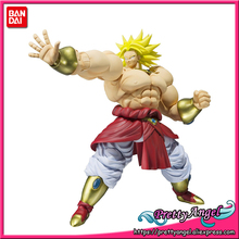 PrettyAngel - Genuine Bandai Tamashii Nations S.H.Figuarts Dragon Ball Z Broly Action Figure