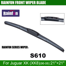 "RAINFUN S610 21""+21"" dedicated car wiper blade for Jaguar XK (XK8) (96-06), 2 PCS as a lot(China)"