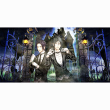 New 70x140cm Anime Cartoon Bath Towel Black Butler Beach Towel Drying Washcloth Natural Bamboo Fiber For Kid Men Women